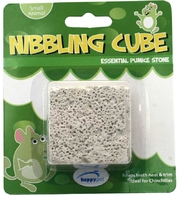 "Happy Pet Chinchilla Nibbling Cube 2"" x 8"