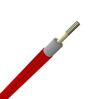 QFAI Fire Resistant Loose Tube Fibre Optic Cable Armoured Marine DNV-GL & ABS Approved