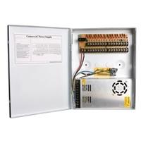 IC Realtime 12v 16 Output 20AMP Boxed PSU