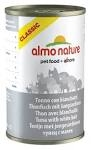 Almo Nature Classic Cat Can - Tuna with Whitebait 140g x 24