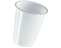 DRINKING CUPS 2000 WHITE-7Oz