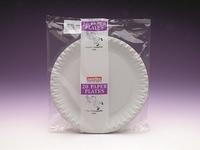 Caroline 20 Paper Plates 9''