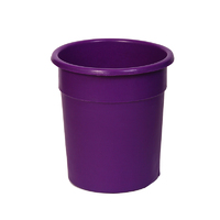 Round tapered bins