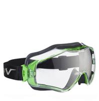 Univet 6X3 Clear Anti-scratch, Anti-fog goggles