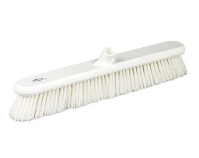 B883 Resin Flat Sweeping Broom 610mm