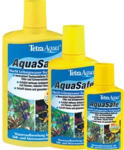 Tetra Aqua Aquasafe Water Conditioner 50ml x 6