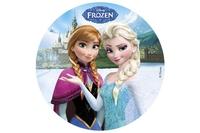 24A-130 Wafer Discs 20cm: Frozen Asortment of 2 designs (12pk)