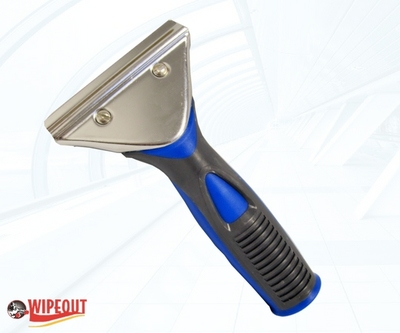 Ergonomic Handle for Squeegee