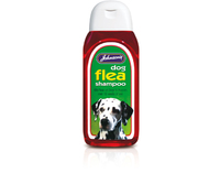 Johnson's Dog Flea Shampoo 400ml x 3