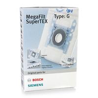 Genuine Bags Type G x4 - Bosch / Siemens