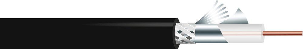 MONACOR RG-58 Coaxial Cable