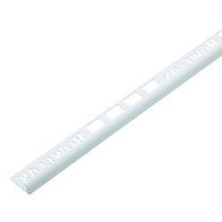 Homelux Round Edge Tile Trim White 9mm