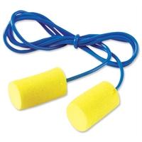 3M E-A-R Classic Earplugs, 29 dB, Corded (100 pairs per pack)