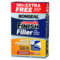 Ronseal Multi Purpose Wall Filler 550g+50%