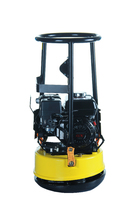 The PX91H vibratory plate compactor features a unique round base that allows easy manoeuvrability around obstacles.