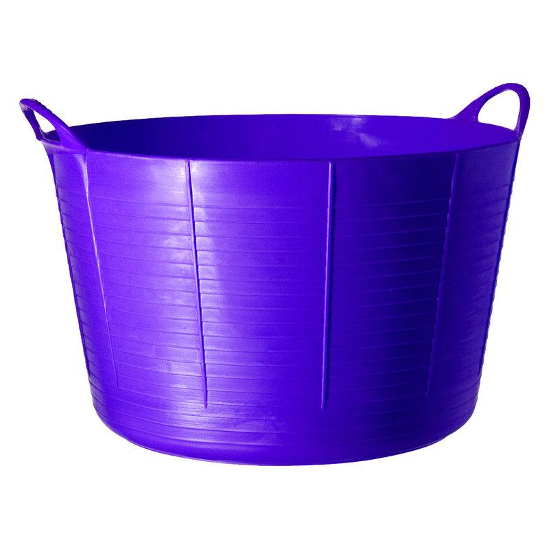Red Gorilla Tub Purple Medium 26L