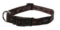 Rogz Alpinist Brown XL (Everest) Side Release Adjustable Collar