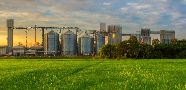 How can production facilities be more environmentally friendly?