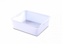 Deep Food Storage Container 20Ltr (440mm x 350mm x 160mm)