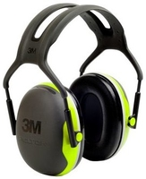 Peltor X4A Class 5 Premium Headband Earmuff