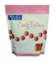 CB007 PINK - CANDY MELTS 340g vanilla flavour