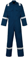 Supertouch Weld-Tex FR Standard Coverall, Navy
