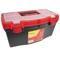 Tool Box With Carry Tray