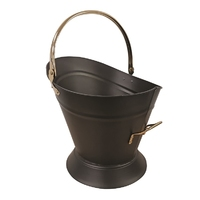 16'' Waterloo Bucket Black/Brass