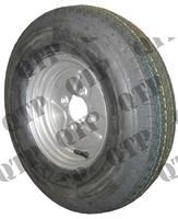 Wheel Rim Complete 145 x 10