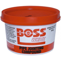 TIN BOSS WHITE
