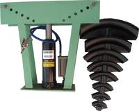 "Pipe Bender Air / Hydraulic 16 Ton  1/2"" - 3""  QWG-16"