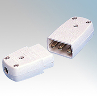CABLE CONNECTOR 10A 3P