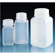 Bottle 2L Hdpe Sq. Shape W/Mouth, With Pe Cap