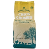 Dodson & Horrell Chick Crumbs 5kg x 3