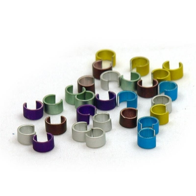Instrument Code Rings Anodised (10)