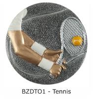 70mm Tennis Blaze Disc