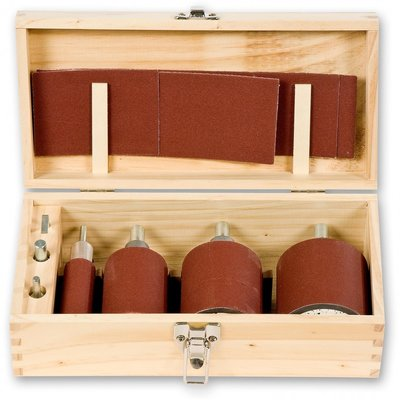 Set of Sanding Drums - Bobbins
