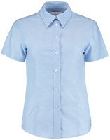 Kustom Kit KK360 Ladies' Workwear Short Sleeve Oxford Shirt