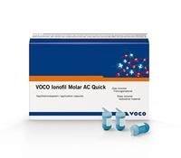 VOCO IONOFIL MOLAR AC QUICK CAP. A3   x 48