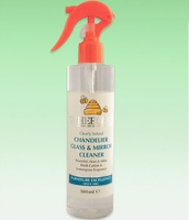 Wheelers Chandelier Glass & Mirror Cleaning Spray 300ml