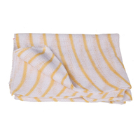 Wilsons Colour Coded Stockinette Cloth - Yellow