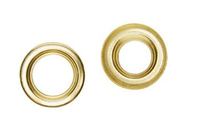 SP11mm Self Piercing Eyelet Brass Pk 500