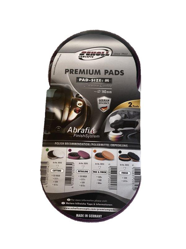 M Polishing Pad 145/30 purple