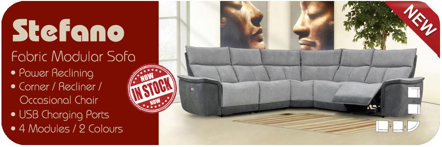 Stefano Modular Sofa