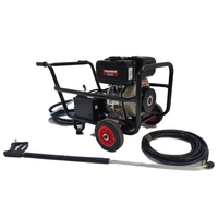 Yanmar 3000psi Comet Belt Driven Diesel Power Washer