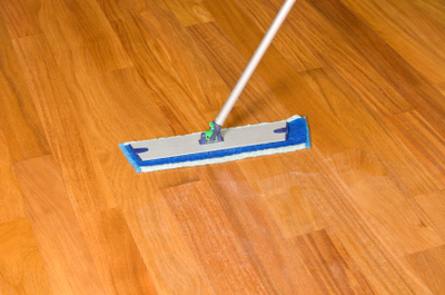 Cleaning Hardwood Floors - Top Tips!