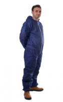 17411 Polyprop Boilersuit Navy (M)