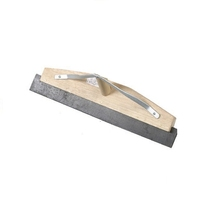 "18"" Wooden Floor Squeegee Head Only (WT513)"