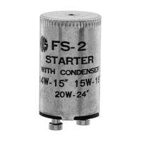 Fluorescent Starter - 15/22w 220v