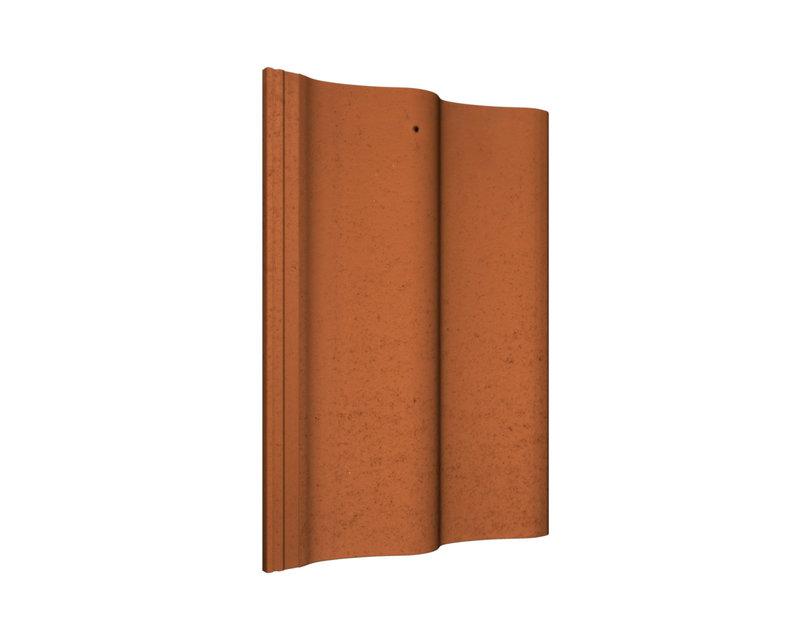 Quinn Locherne Double Roman Concrete Roof Tile Clay Red Goodwins